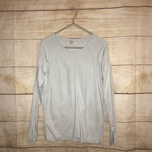 Athleta women's size medium workout blouse
